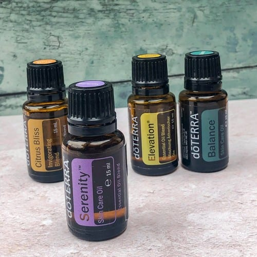 doTERRA Mood Management Essential Oil Serenity